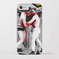 boys iPhone & iPod Cases featuring Boys Will Be Boys by AF Knott