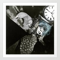 timemarch Art Print