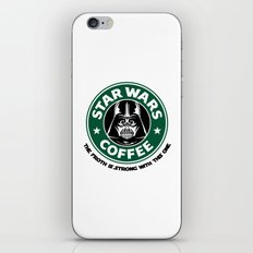 ForceCoffee iPhone & iPod Skin