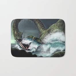 Nessie Commission Bath Mat