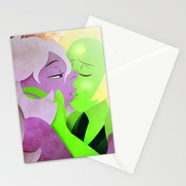 Kiss On My List Stationery Cards