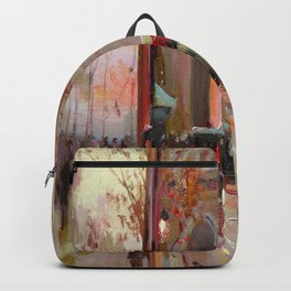 Triumphal arch Backpack