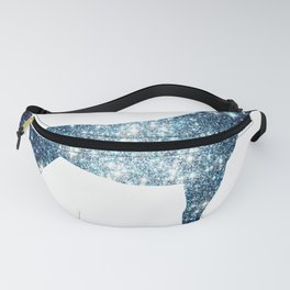 Horse - Two - Galaxy Fanny Pack