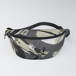 Enso Groove D by Kathy Morton Stanion Fanny Pack