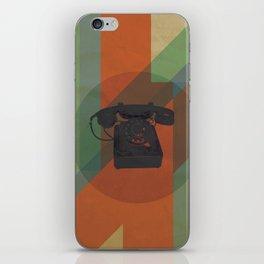 Old phone iPhone Skin