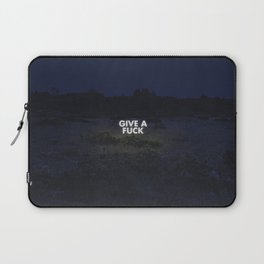 Or don't. Laptop Sleeve