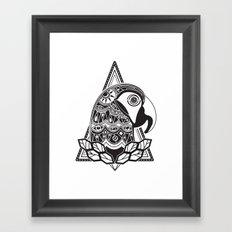 GUACAmaya Framed Art Print