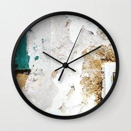 Para Ti 2 Wall Clock