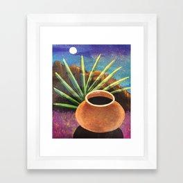 Agave Moods 1 Framed Art Print