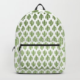 Glitter Cacti Backpack