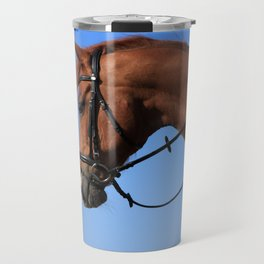 Chestnut Mare Travel Mug