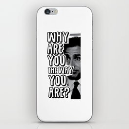 The Office - The Way You Are iPhone Skin