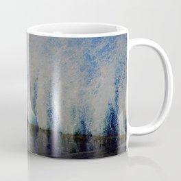 Lake Michigan Natural Fountains #4 (Chicago Waves Collection) Coffee Mug