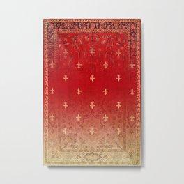 Rug melange 3 Metal Print