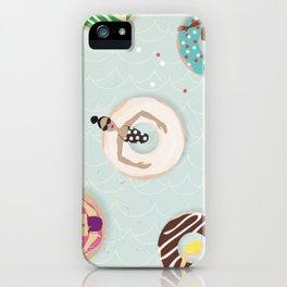 Summer Glaze iPhone Case
