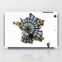 france iPad Cases featuring France by Isabel Moreno-Garcia