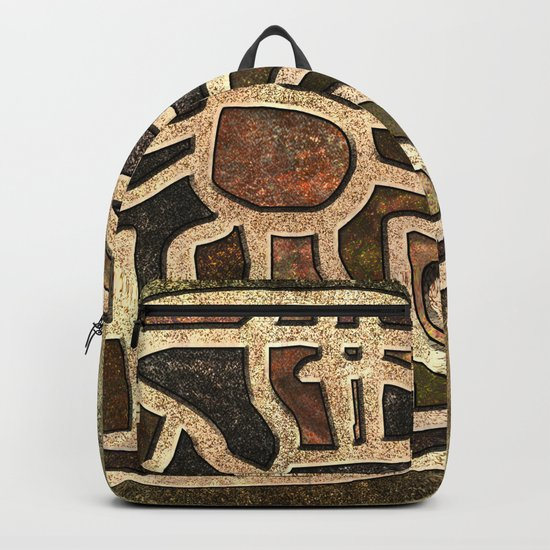 Ancestry / Map Backpack