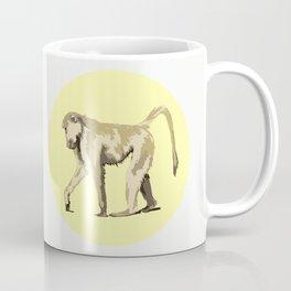 monkey in town Coffee Mug