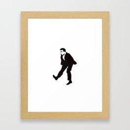 Gentleman01 Framed Art Print