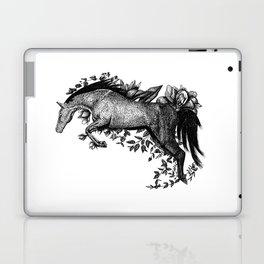 Horse - Go Vegan Laptop & iPad Skin