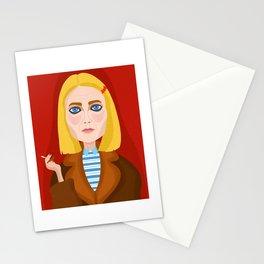 Margo Tenenbaum Stationery Cards