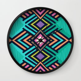 TurJazzy Wall Clock