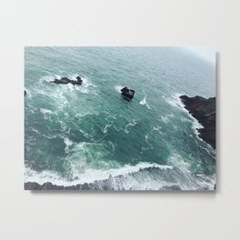 The Horcrux is neutralized Metal Print