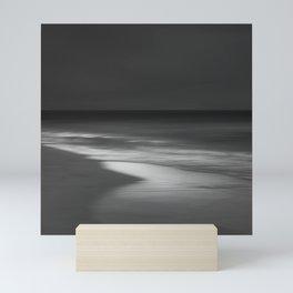 Twiight - Abstact Seascape Mini Art Print
