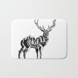 Mecha deer Bath Mat