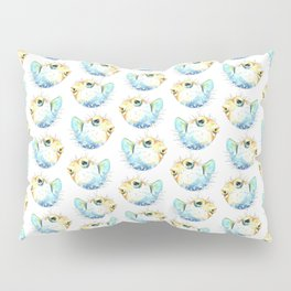 Pufferfish - Puffed up Pillow Sham