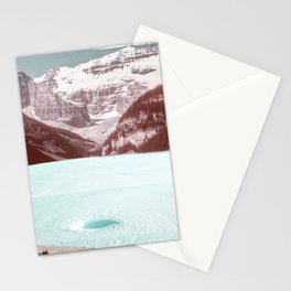 infinity pool Stationery Cards