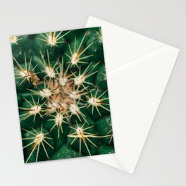 Fractal Cactus Stationery Cards