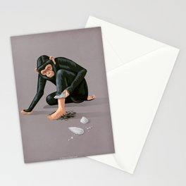 Time to evolve Stationery Cards