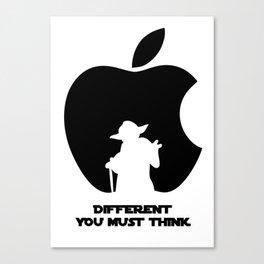 Logo fruit Canvas Print