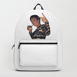 Peace Out Kris Jenner Backpack