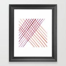 Threads That Bind Us Framed Art Print