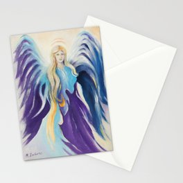 Angel for Creativity and Sensuality Stationery Cards
