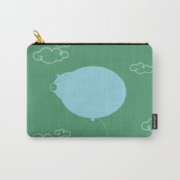 imagination_balloon_green Carry-All Pouch