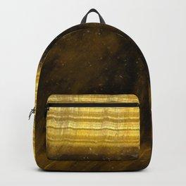 Tiger Eye Backpack