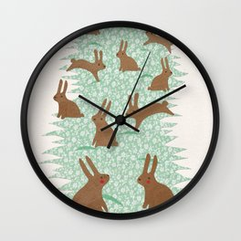 Multiplication Wall Clock