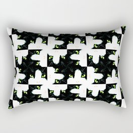 Katze Rectangular Pillow
