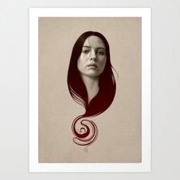 532 Art Print