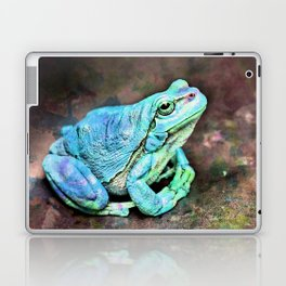 The InFocus Happy Frog Collection VIII Laptop & iPad Skin