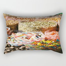 Snacks 01 Rectangular Pillow