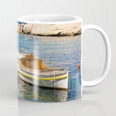 Floating Marseille Mug
