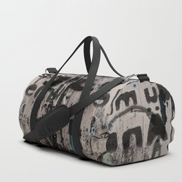 Change is a positive act Duffle Bag