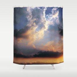 Figaro 2 Shower Curtain