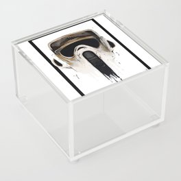 """""""Aren't you a bit dirty for a .....?""""  3 Acrylic Box"""