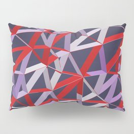 3D Futuristic GEO Lines VIII Pillow Sham