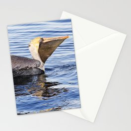 Mouthful OF Fish Stationery Cards